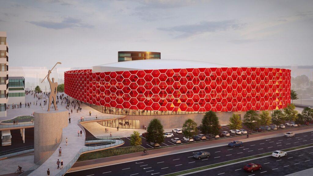Multifunkční aréna Olomouc